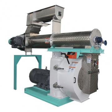 Ce ISO Certified Animal Food Pellet Making Machine