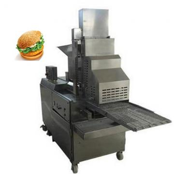Commercial Stuffed Hamburger Patties Former Burger Patty Mold Machine