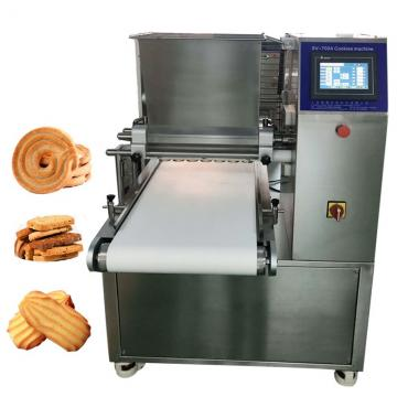 Complete Automatic Bcq800 Hard Biscuit and Soft Biscuit Production Line
