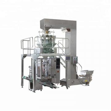 Full Automatic Tomato Paste Quantitative Bag Vffs Packaging Equipment