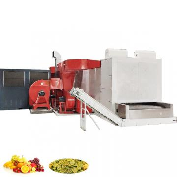 Glass Bottle Drying Machine with Stainless Steel Belt Conveyor
