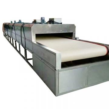 Efficient Industrial 5-Layer Hot Air Conveyor Belt Dryer