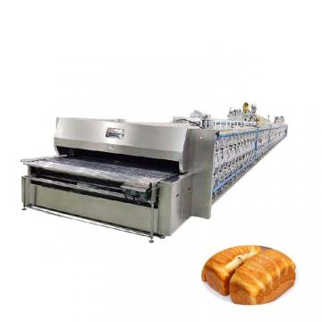 Waffer Pita Bread, Cake, Toast, Troissants Production Line for Bakery